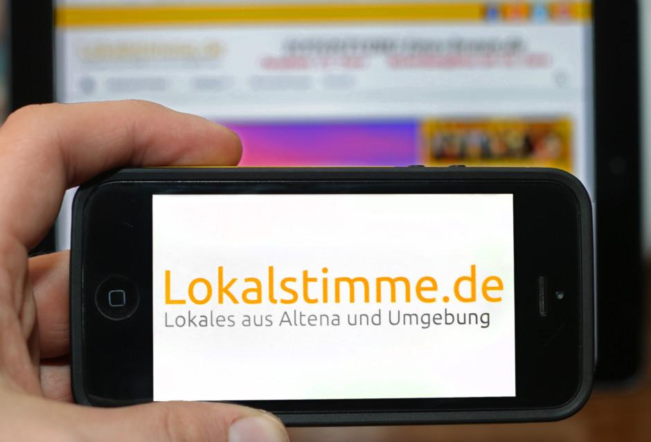 Nachrichten von lokalstimme.de jetzt per WhatsApp empfangen
